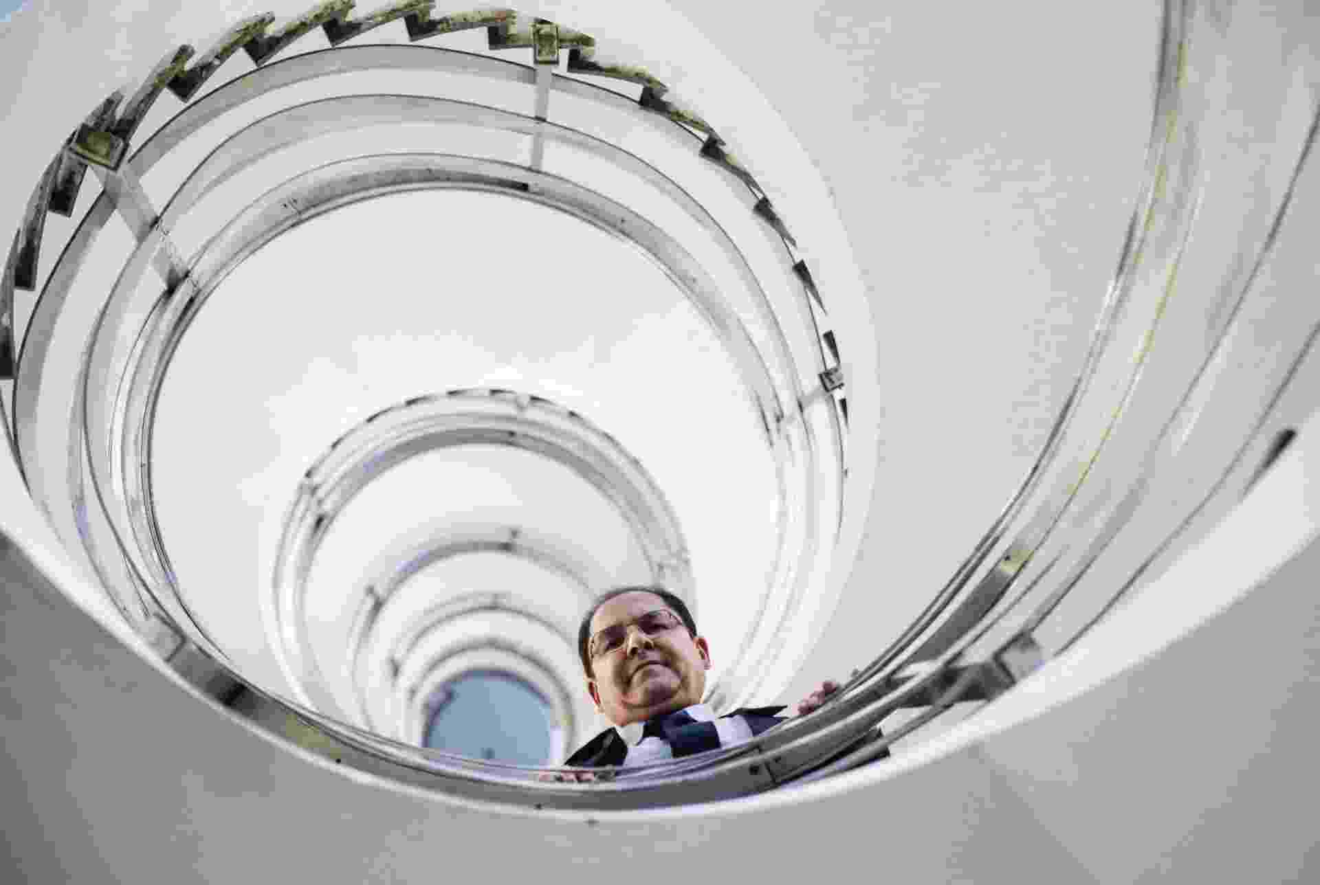 Câmara Municipal, Câmara dos Vereadores, São Paulo, Aristides Saturnino de Paula - Lucas Lima/UOL