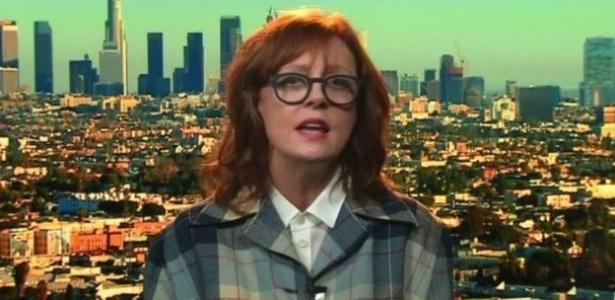 """Em entrevista ao programa """"Newsnight"""", da BBC, a atriz afirmou que os EUA estão em uma situação difícil porque as pessoas há muito tempo votam no """"menor dos males"""""""
