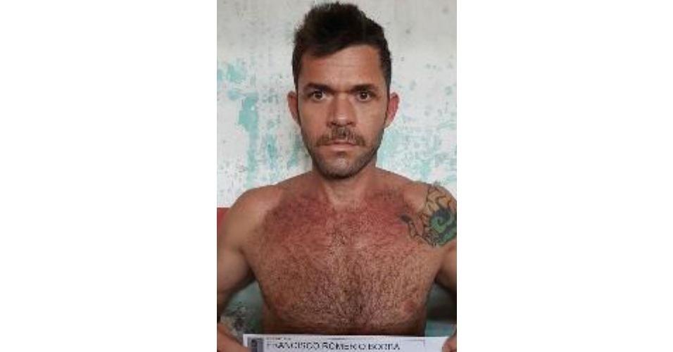 Francisco Romerio Borba; crime: tráfico