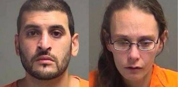 Arturo Novoa e Katrina Layton são acusados de esconder o corpo de mulher em freezer