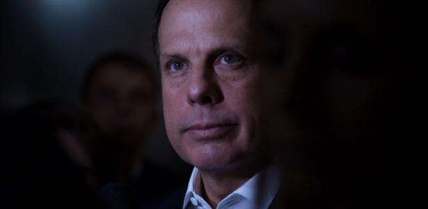 Prefeito João Doria estaria em disputa velada por candidatura à Presidência pelo PSDB