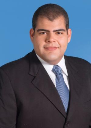 O deputado estadual Milton Leite Filho (DEM)