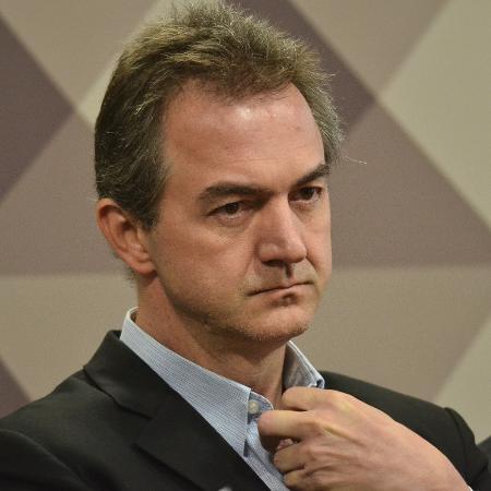 O empresário Joesley Batista em sessão da CPMI da JBS no Senado - Renato Costa/Framephoto/Estadão Conteúdo - Renato Costa/Framephoto/Estadão Conteúdo