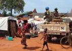 Missão de paz na África: Brasil deve enviar militares para República Centro-Africana - SABER JENDOUBI / AFP