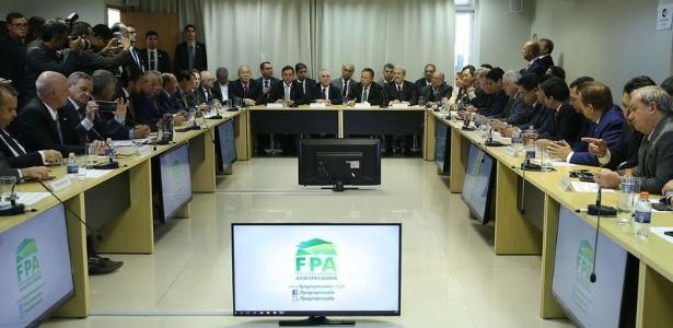 Líderes da bancada ruralista apoiaram medida do governo Temer que reduzia as situações consideradas trabalho escravo no Brasil
