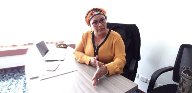 Victoria Sandino disputa as eleições legislativas pela Farc, na Colômbia