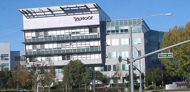 Sede do Yahoo! em Sunnyvale, California