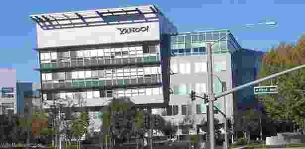 Sede do Yahoo! em Sunnyvale, California - Divulgação