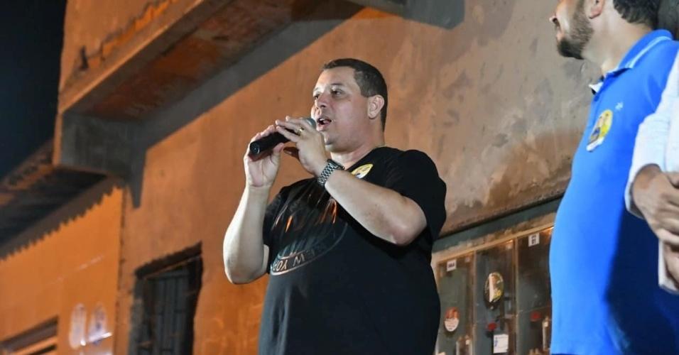 2.out.2018 - Fábio Mitidieri (PSD), 41, ficou na dianteira da eleição para deputado federal em Sergipe. Ele recebeu 102 mil votos