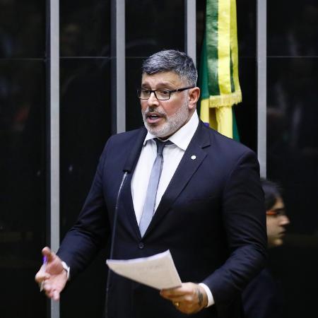 O deputado federal Alexandre Frota (PSL-SP), um dos principais defensores da reforma no partido - Luis Macedo/Câmara dos Deputados