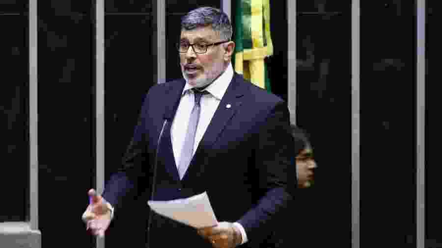 O deputado federal Alexandre Frota discursa na Câmara dos Deputados - Luis Macedo/Câmara dos Deputados