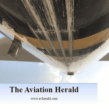 Avião da Azul fica com cauda raspada  - Reprodução/The Aviation Herald