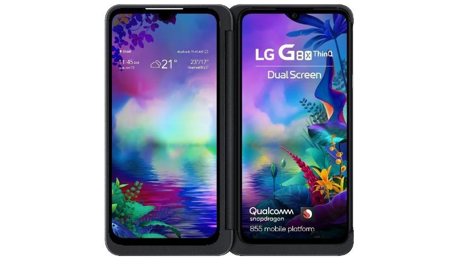 LG anuncia fechamento da produção de smartphones no Brasil - Divulgação/LG