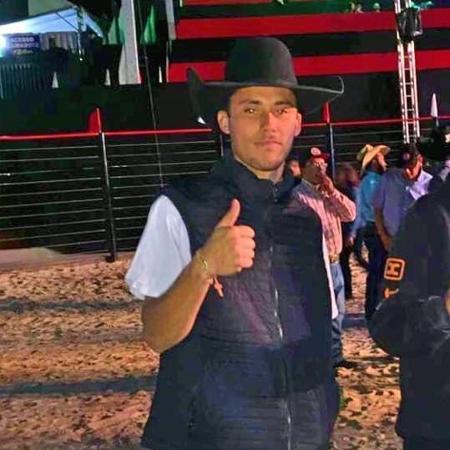 Natan Fernando Pezolito levou tiro na cabeça durante brincadeira de roleta-russa - Arquivo pessoal