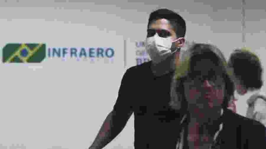 Coronavírus: Movimentação de passageiros no Aeroporto Internacional em Belém  - Marx Vasconcelos/Futura Press/Estadão Conteúdo