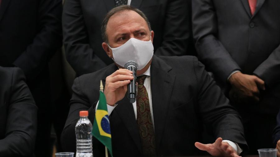 O Hospital Federal de Bonsucesso foi atingido por um incêndio em 27 de outubro de 2020, que deixou um total de 16 mortos - Alex Falcão/Futura Press/Estadão Conteúdo