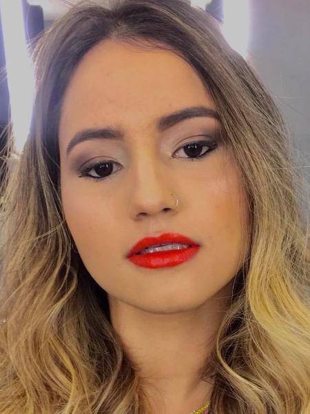 15.mai.2021 - Foto de arquivo de Mariana Vitória Vieira, que morreu atropelada por namorado - Reprodução/Facebook