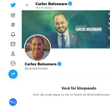 carlos_bolsonaro_twitter - Reprodução/Twitter - Reprodução/Twitter