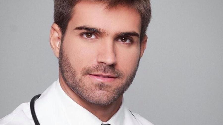Pediatra Thalis Bolzan é o namorado do governador do Rio Grande do Sul, Eduardo Leite (PSDB) - Reprodução / LinkedIn