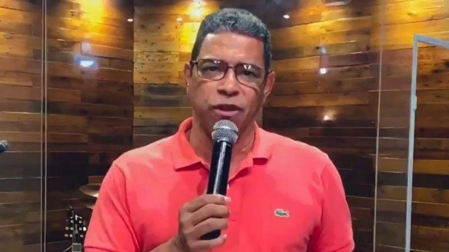 Pator Esney Martins da Costa, denunciado por crimes sexuais por seis vítimas - Reprodução/TV Anhanguera