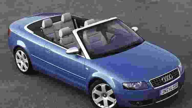 Audi S4 Cabriolet - Divulgação  - Divulgação