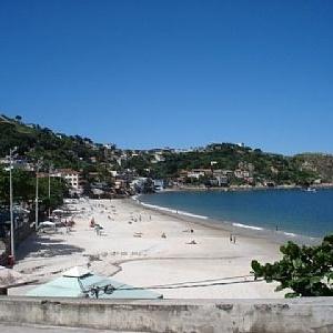 Barra de Guaratiba, no Rio de Janeiro
