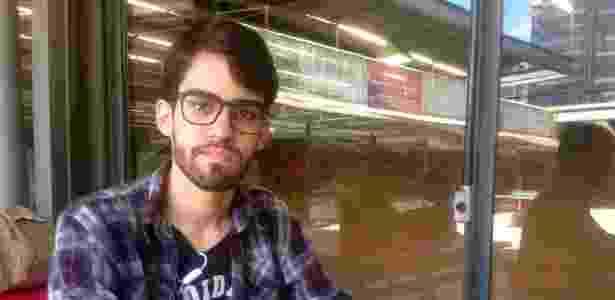 Hugo Cruz - Diego Toledo/UOL  - Diego Toledo/UOL