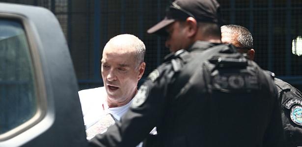 Eike teve seu cabelo raspado durante passagem pelo presídio Ary Franco