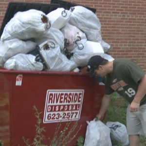 Lixo levado por clientes rendeu maconha medicional de graça nos EUA