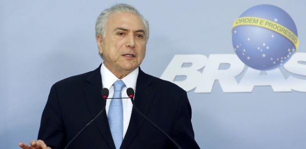 """Resultado de imagem para Temer agradece decisão """"soberana"""" da Câmara, destaca maioria e promete mais reformas"""