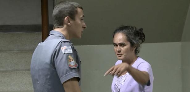 Mara Cristina dos Santos é acusada de oferecer o neto à dona de um bar em Piracicaba