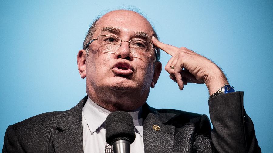 Ministro Gilmar Mendes - KEINY ANDRADE/FOLHAPRESS