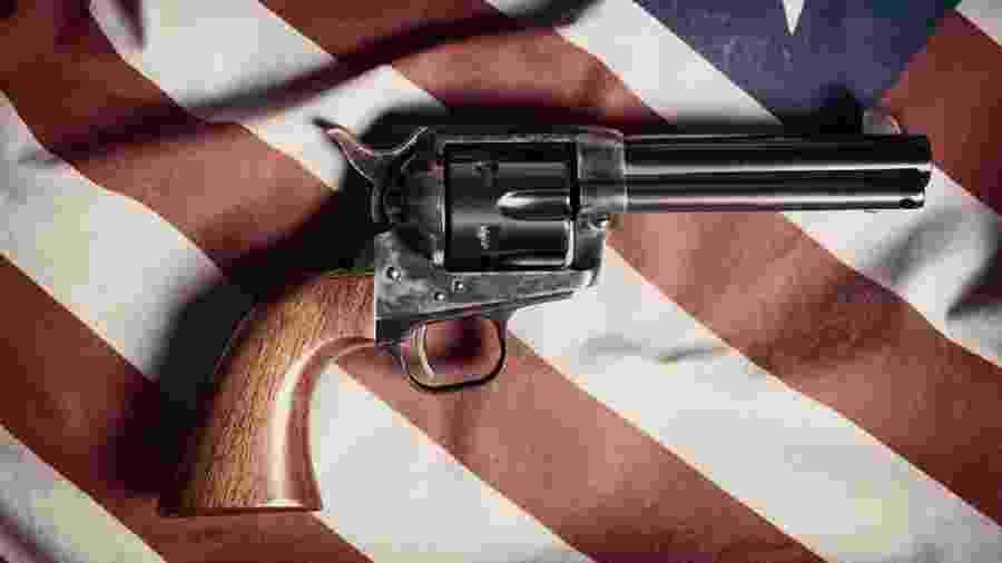 Os EUA convivem há décadas com ataques em escolas - Getty Images