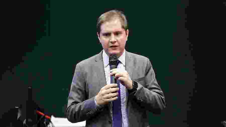 O secretário especial adjunto de Previdência e Trabalho, Bruno Bianco - Michel Jesus/Câmara dos Deputados