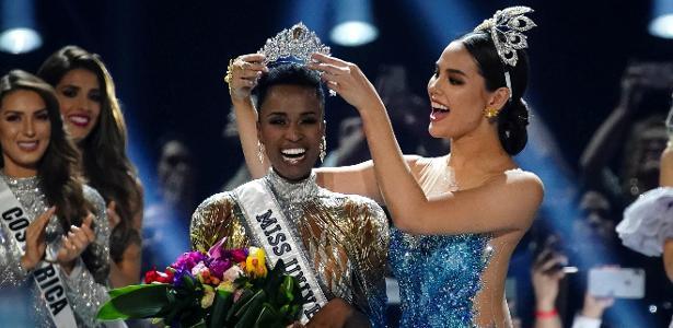 Brasileira chegou ao top 20 | Zozibini Tunzi, Miss África do Sul, é coroada Miss Universo 2019