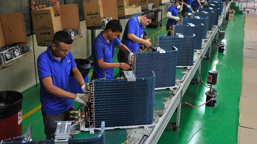 Mudança ocorre na esteira da melhora do cenário para a produção industrial, cujo aumento neste ano passou a ser calculado em 5,0%, de 4,78% antes - Jianan Yu