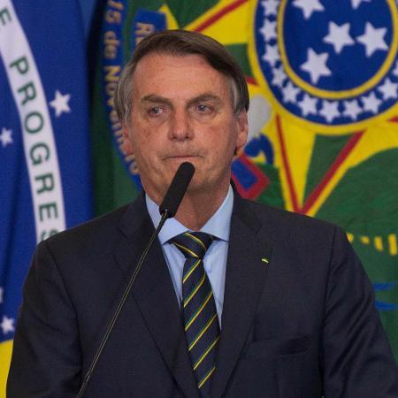 O presidente Jair Bolsonaro (sem partido) - Frederico Brasil/Futura Press/Estadão Conteúdo