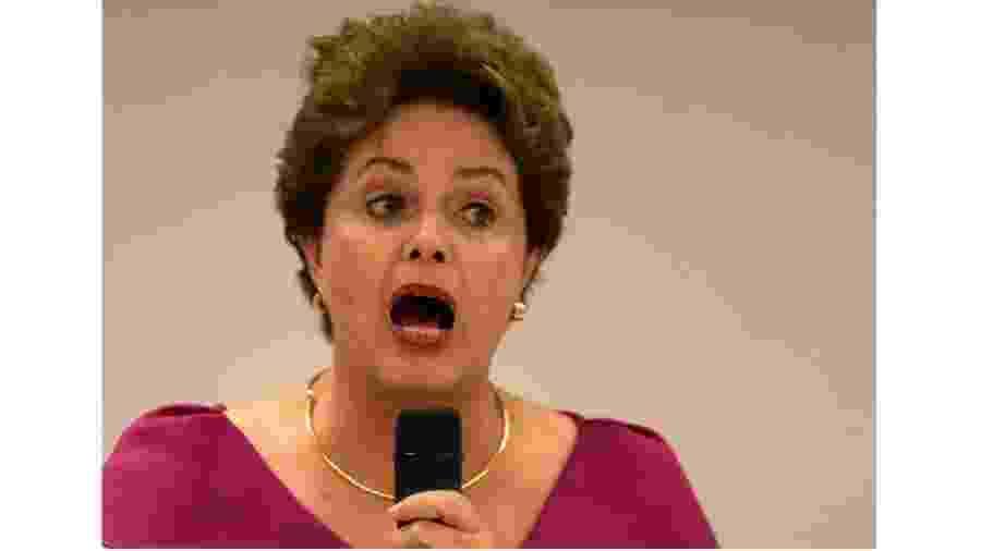 Ex-presidente Dilma Rousseff: declaração sobre ação contra Serra evidencia que ainda não entendeu o que está em curso - Wilton Júnior/Estadão Conteúdo
