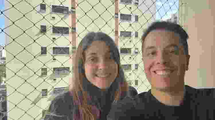 Câmera de selfie do Galaxy Z Flip - Gabriel Francisco Ribeiro/UOL - Gabriel Francisco Ribeiro/UOL