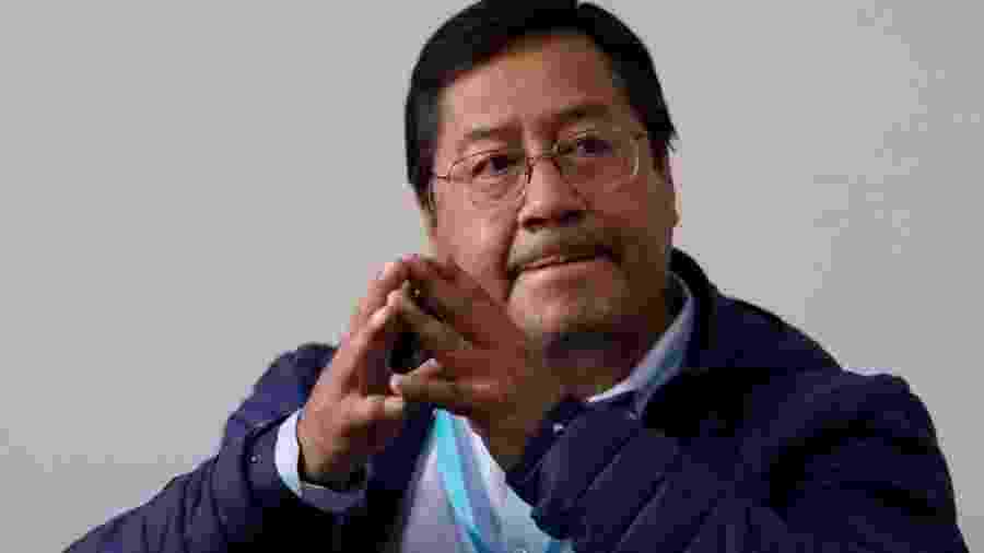Luis Arce afirmou que volta de Morales a Bolívia não significa que o ex-presidente fará parte do novo governo - Reuters
