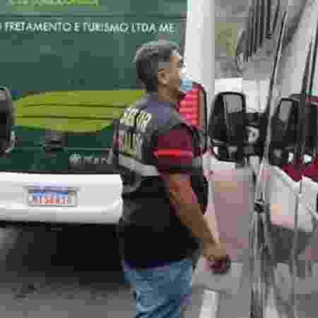 Fiscalização está na avenida Presidente Wilson e na avenida Martins Fontes - Divulgação/Prefeitura de Santos