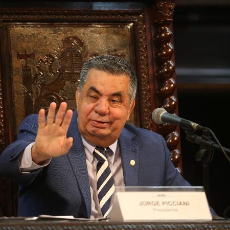 Jorge Picciani cumpriu seis mandatos como deputado estadual do Rio de Janeiro - FÁBIO MOTTA/ESTADÃO CONTEÚDO