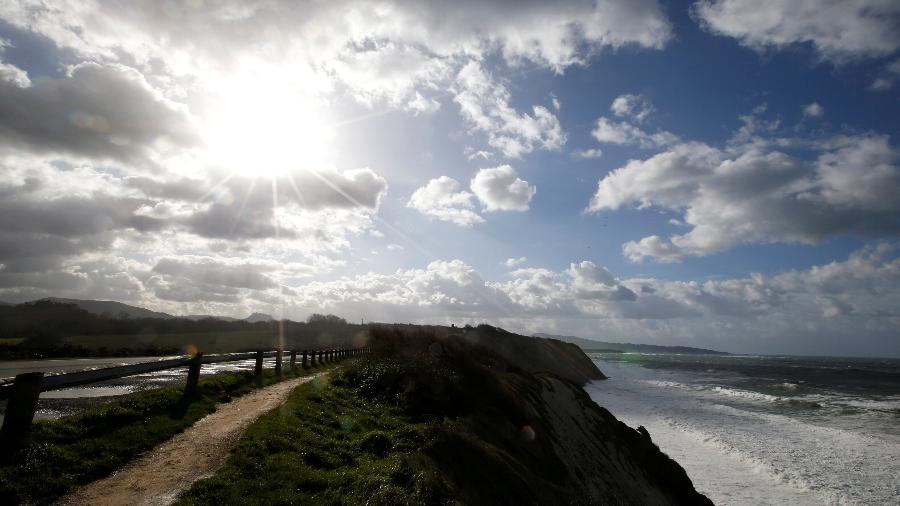 Sistemas de correntes do oceano são motor do clima no hemisfério norte - Regis Duvignau/Reuters