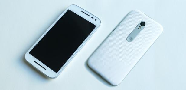 Motorola lança terceira geração do Moto G com preço sugerido de R$ 899 - Flávio Florido/UOL