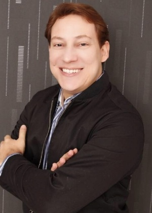 O pastor Felipe Garcia Heiderich