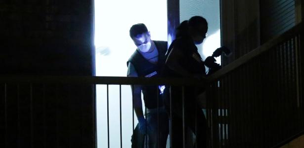 Polícia francesa investiga apartamento em prédio residencial em Boussy-Saint-Antoine