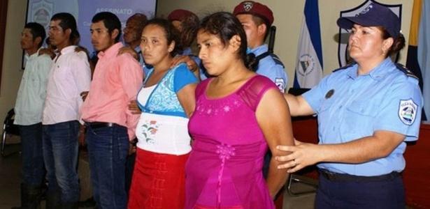 Cinco pessoas foram detidas sob suspeita de terem participado do episódio que culminou com morte de Vilma Trujillo