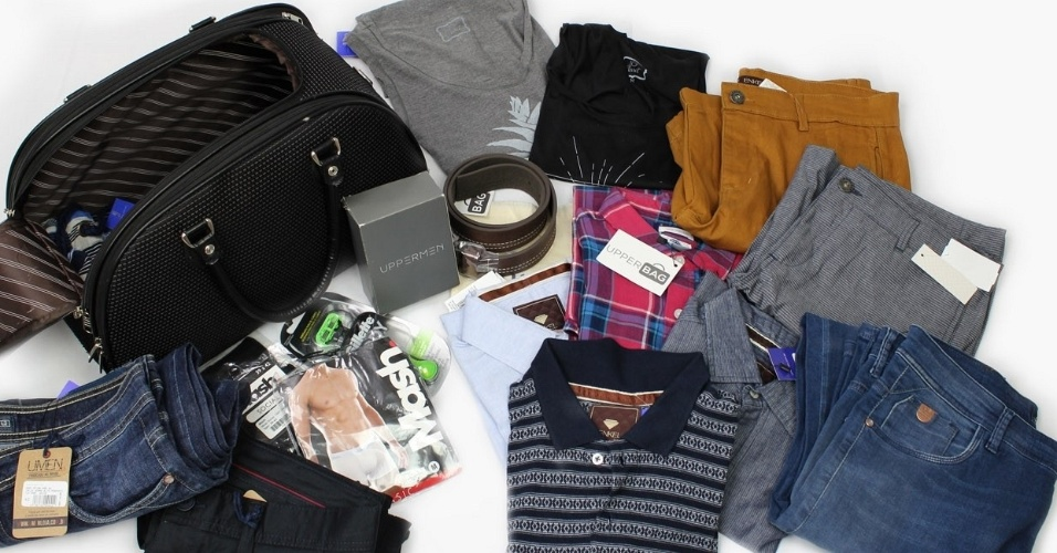 Conheça site que escolhe e envia roupa para cliente comprar em casa - BOL  Fotos - BOL Fotos a3557f9c7adc0