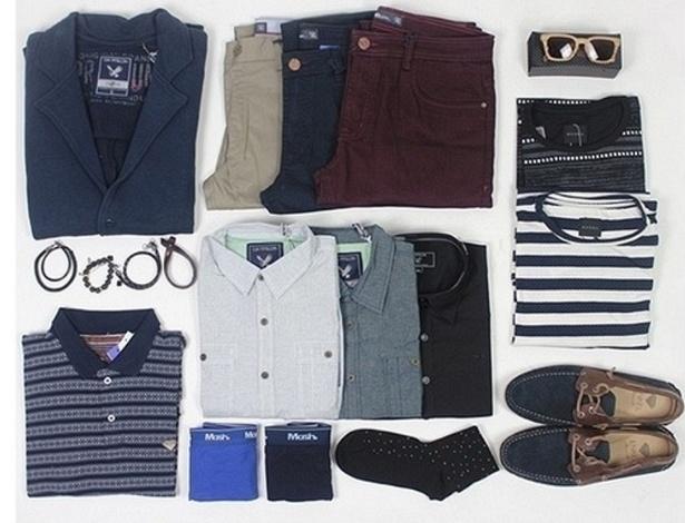 O site Upperbag oferece um serviço de personal stylist e delivery de roupas