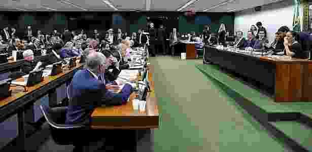 Votação de parecer na Comissão Especial da Reforma Trabalhista - Alex Ferreira/Câmara dos Deputados
